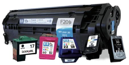 recarga cartuchos impresora